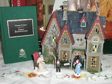 DEPT 56 GREAT EXPECTATIONS SATIS MANOR (NEW) VILLAGE