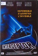 DVD INTERCEPTOR - Jurgen PROCHNOW / Andrew DIVOFF / Elizabeth MOREHEAD - NEUF