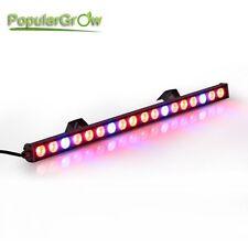 PopularGrow 54W LED Grow Light Strip IP65 Multi Usage Modes & Space Saving Bar
