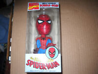 2008 Marvel Wacky Wobbler Bobble Head-Amazing Spider-Man