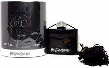 YVES SAINT LAURENT BLACK OPIUM PURE PARFUM FOR WOMEN 0.25 Oz / 7.5 ml NEW ITEM!!