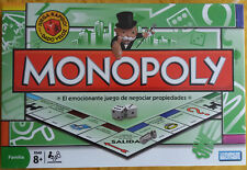 Monopoly Classic Board Game, Original Hasbro Free Shipping Finance, Trading, Big