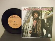 "Jimi Hendrix,Reprise,""Stone Free"",US,7"" 45 with P/C,Fan Club issue,rare issue,M"