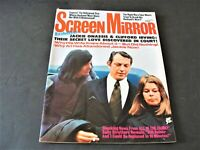Screen Mirror- Jackie Onassis & Clifford Irving-July 1972, Magazine.