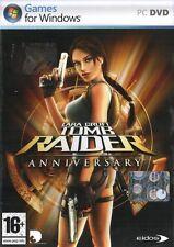 Tomb Raider Anniversary PC DVD-Rom - Italiano
