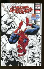AMAZING SPIDER-MAN #1 LGY #802 NM 9.4 PX SAN DIEGO COMIC-CON VARIANT 2018