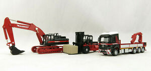 IMC Models 410106 - Mammoet Construction Set - Scale 1:87