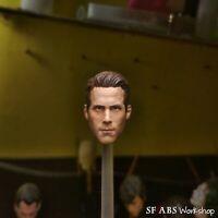 SFABS Deadpool Wade Wilson Ryan Reynolds 1/12 Scale Head Sculpt