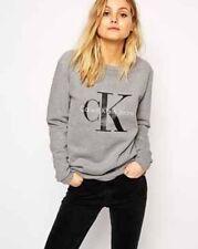 "New Calvin Klein Jeans Sweatshirt Women  Jumper Size: M UK 10  .,.,;;::"""""