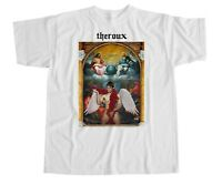Louis Theroux Angel T Shirt Funny T Shirt Top Tee Filmmaker Retro Vintage