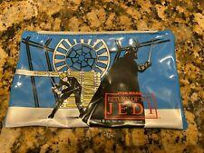Vintage 1983  ROTJ Return of the Jedi Darth Vader Luke Skywalker Pencil bag case