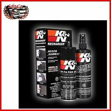 KIT LAVAGGIO FILTRO ARIA K&N KN RECHARGER 99-5003EU COME BMC