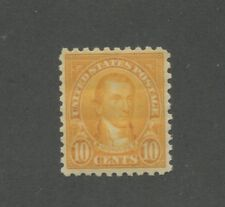 1925 United States Postage Stamp #591 Mint Lightly Hinged VF Original Gum