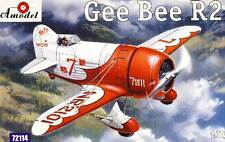 Amodel - Gee Bee R2 R 2 Super Sportster inkl.Decals 1:72 modèle-kit NEUF kit
