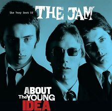The Jam About The Young Idea The Very Best of 2 CD 2015