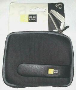 Protective Hard Case for GPS Garmin 3.5 inch Case Logic Black