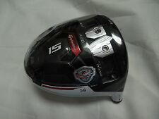 New Taylormade R15 460 White 14* Driver Head (Head Only) R-15 14* Driver Head