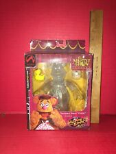 Invisible Spray Fozzie Muppet Figure Palisades Toys 2002