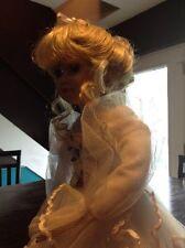 Ballerina Porcelain Doll