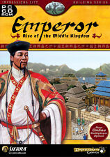Emperor Rise of the Middle Kingdom - PC Computer Strategy Game - BRAND NEW