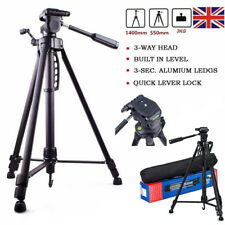 Professional Ball Head Tripod For Digital Canon Nikon Sony Camera DSLR Camcorder