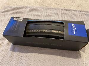 BNIB Schwalbe One Folding Clincher Tyre 700C X 25mm - Black