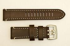 Luminox watch band 1800 Field Auto  BROWN leather 23/22mm strap 1801