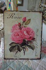 Namensschild mit individuellem Wunschtext im Vintage Stil G5460