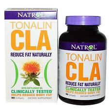 Tonalin CLA with Safflower Oil - 90 Softgels by Natrol - Reduce Fat Naturally