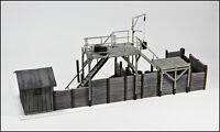 """Bekohlungsanlage """"Bhf Monheim"""" - Fertigmodelle Spur 1"""