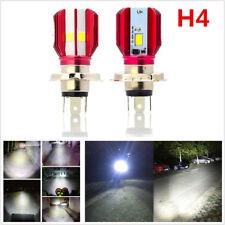 H4 LED Motorcycle Headlight Bulb 16W 1700LM 6000K Head Lamp High/Low Beam Light