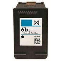For HP 61XL Black Ink For Deskjet 1000 1010 1050 1051 1055 1056 1510 1512 2050
