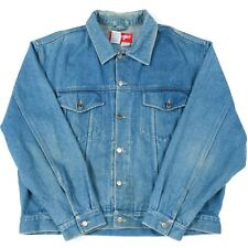 Vintage WRANGLER Hero Denim Jacket   Men's XL   Coat Jean Retro Trucker