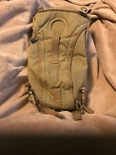 USMC Tactical 3L SOURCE Hydration System Carrier w/o Bladder Coyote Brown