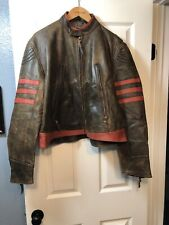 Logan Origins Wolverine Jacket made in USA Props Custom Size Large XO 44 Short