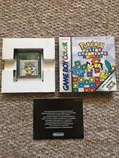 Pokemon Puzzle Challenge Game Boy Color