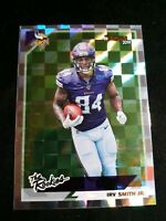 2019 DONRUSS THE ROOKIES RC IRV SMITH JR. MINNESOTA VIKINGS ROOKIE