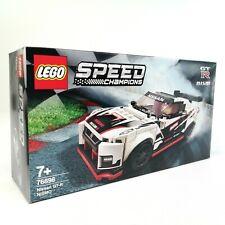 LEGO® 76896 Speed Champions Nissan GTR NISMO Rennwagen Driftcar
