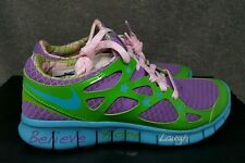 Nike FREE RUN+ 2 DOERNBECHER women's size 6.5 Running Shoe (437527 543)