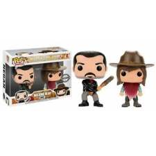 The Walking Dead Negan & Carl Grimes 2 pack Pop - New in stock Exclusive