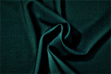 E35 TEAL BLUE DELUXE150's FINE PURE WOOL LUXURY HERRINGBONE WEAVE MADE IN ITALY
