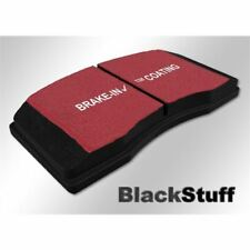 EBC Blackstuff Bremsbelag VA auch für Mazda 6 Hatchback GG, 2.3, 2.0, 2.0 DI,
