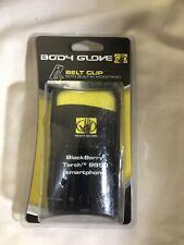 Body Glove Cell Phone Case for BlackBerry Torch 9850 Belt Clip & Kickstand