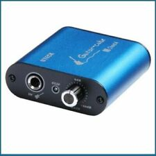 Guitar Cube Asio Sound Card Chord Usb Audio Interface Di Fit For Soft Rig Ampli
