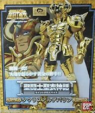 New Bandai Saint Seiya Saint Cloth Myth Golden Saint Cloth Taurus