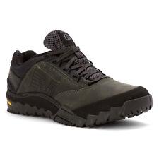 Men's Merrell Annex Waking Hiking Shoe Castle Rock Grey J32197