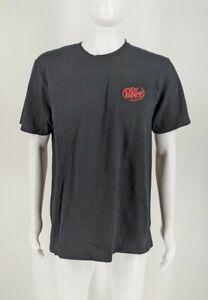 Dr. Pepper Dia De Los Muertos T-Shirt Black Large