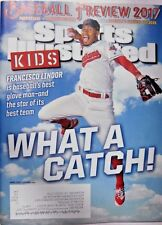 April 2017 Francisco Lindor Cleveland Indians Sports Illustrated For Kids