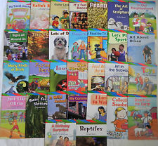 Storytown 2nd Grade Level 2 Leveled Readers 3 Audio CDs PLUS 30 Paperback Books