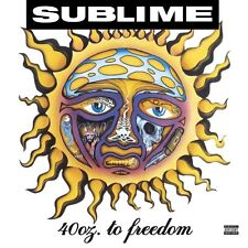 Sublime 40oz TO FREEDOM Debut Album GATEFOLD Remastered NEW SEALED VINYL 2 LP